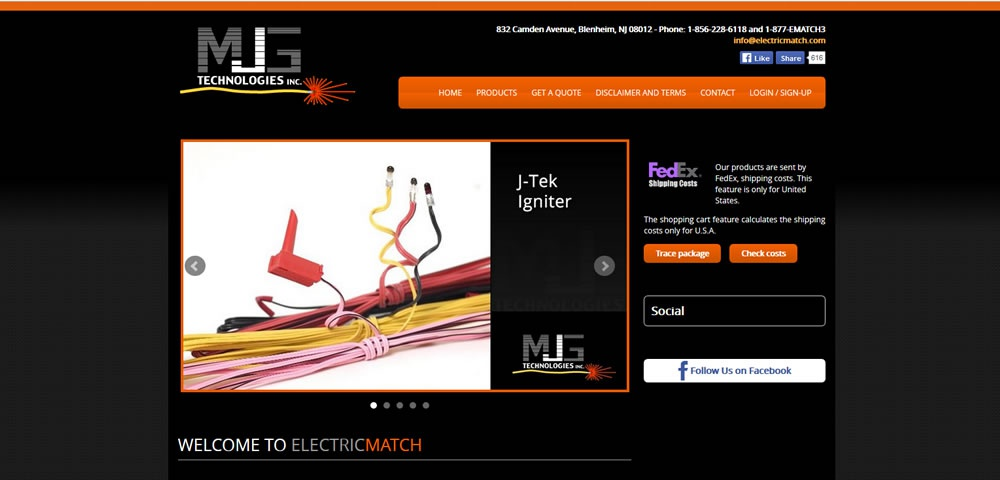 ElectricMatch